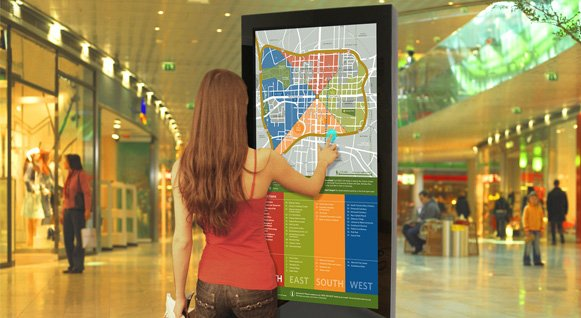 Digital Signage <span>Solutions </span>